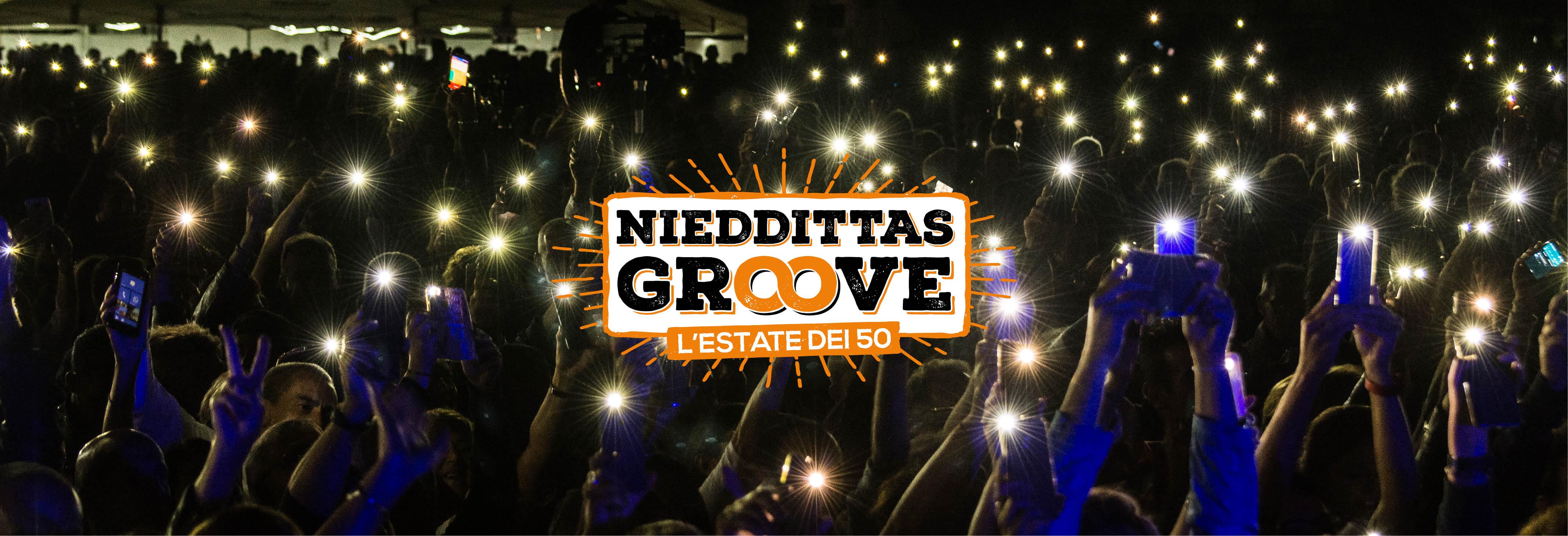 Nieddittas Groove serata finale