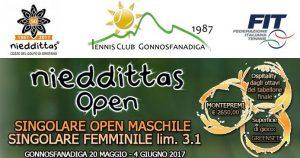 Nieddittas Open 2017