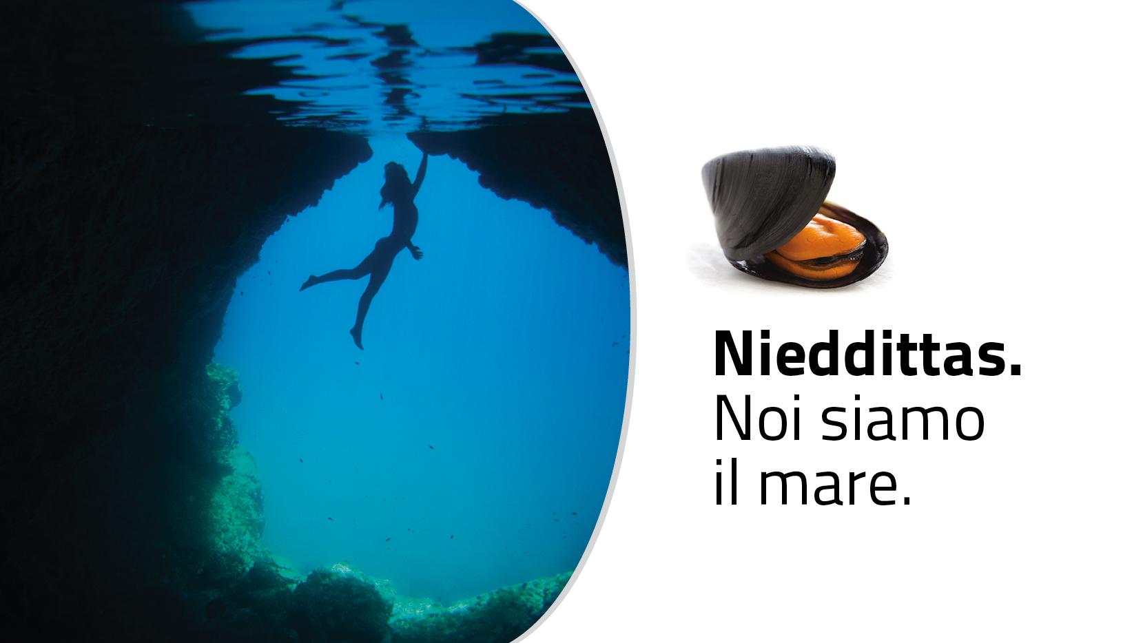 On air e online la nuova campagna pubblicitaria Nieddittas.
