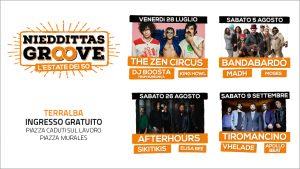 Nieddittas Groove. L'estate dei 50