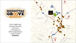 Nieddittas Groove locali