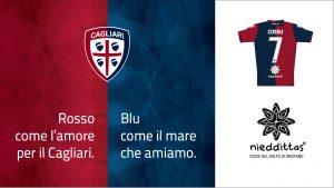 Sponsor Cagliari Calcio