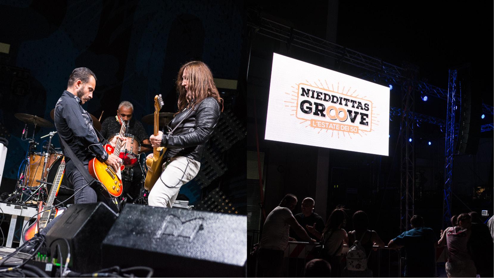 Nieddittas Groove 26 agosto