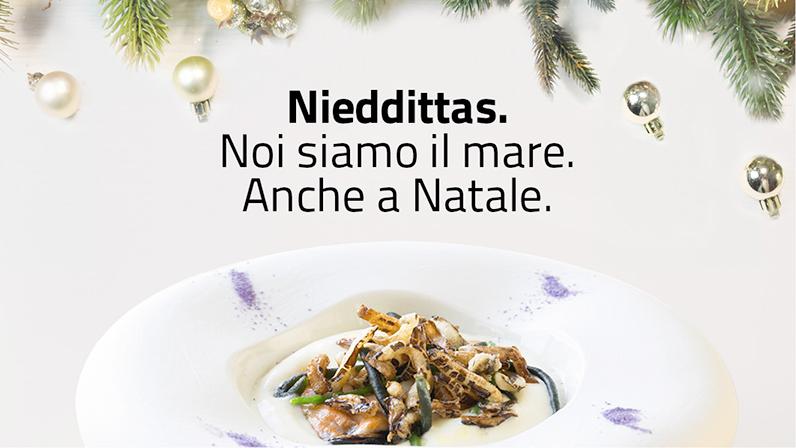 Scopri le ricette esclusive degli chef stellati per Nieddittas.