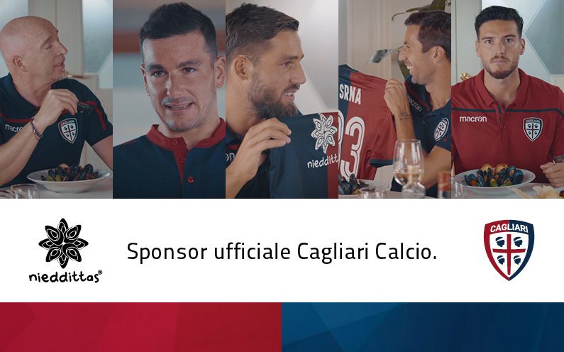 Nieddittas e la saga del Cagliari Calcio: i video dei nostri eroi