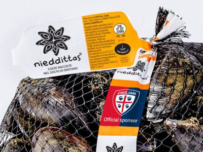 Mussels with product certification