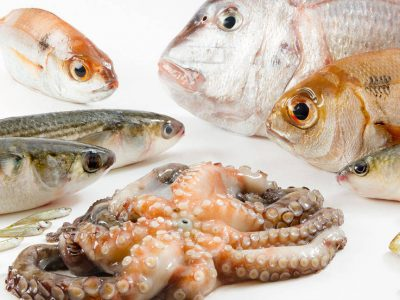 Il pesce locale