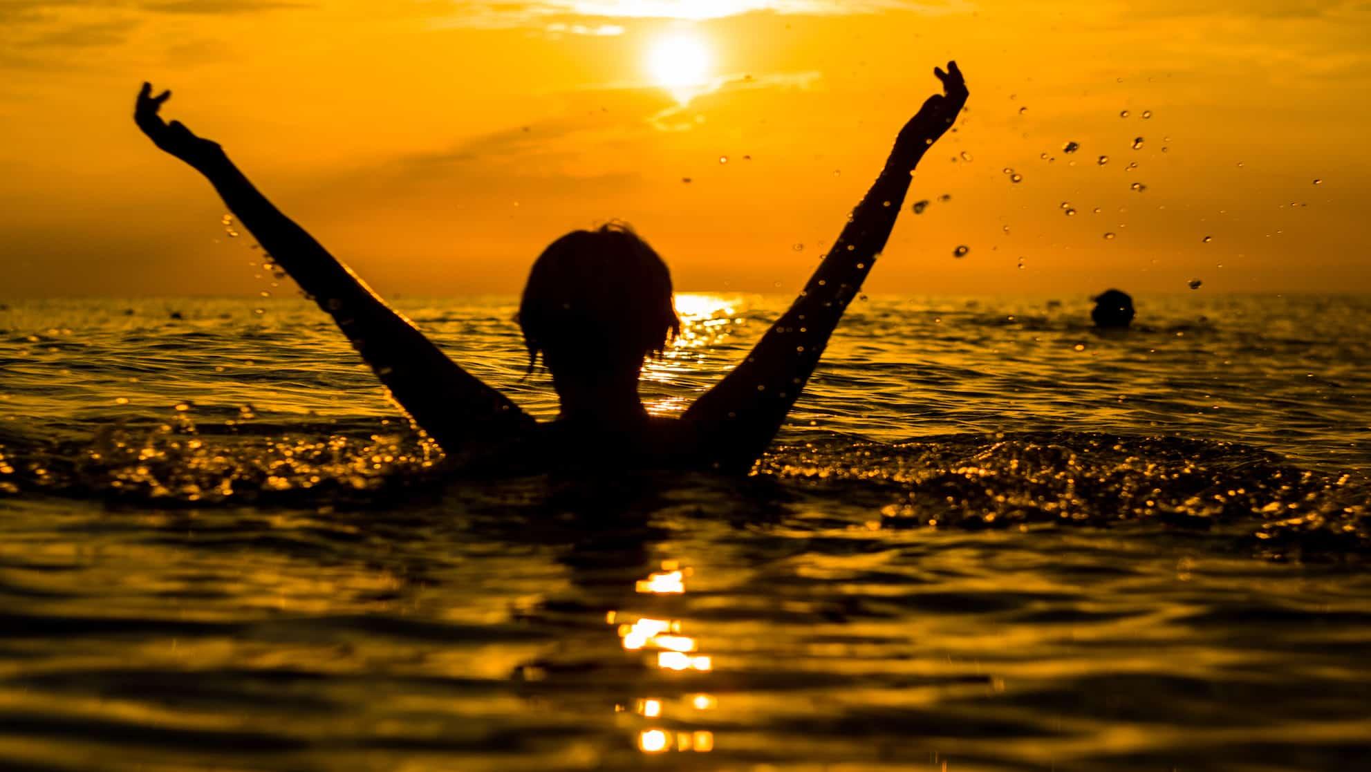 Nuotare e conoscere il nostro mare.