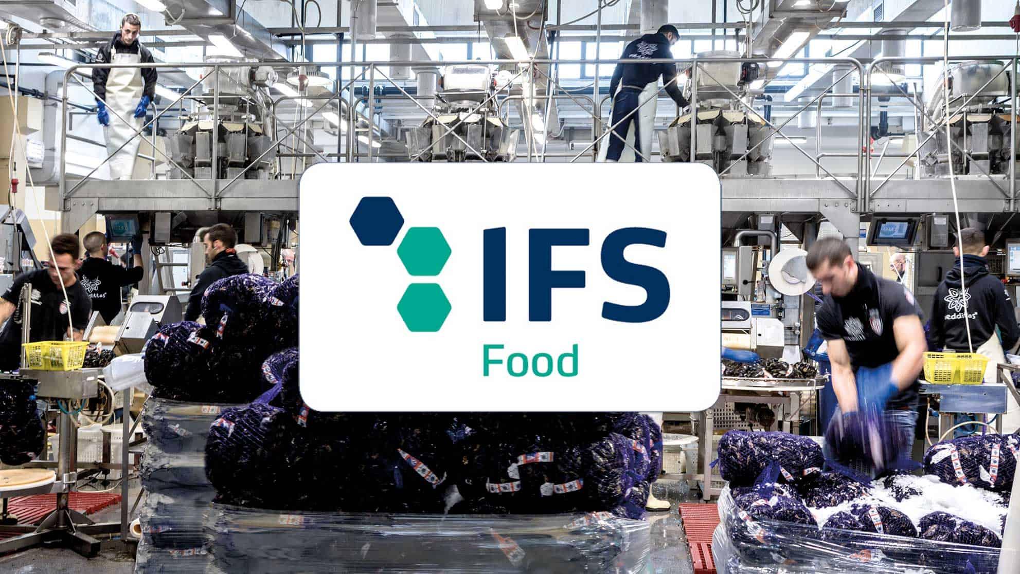 Certificazione IFS Food. La qualità di Nieddittas non ha più confini.