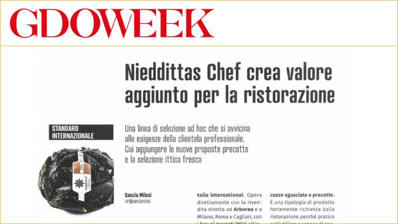 Nieddittas Chef crea valore aggiunto per la ristorazione