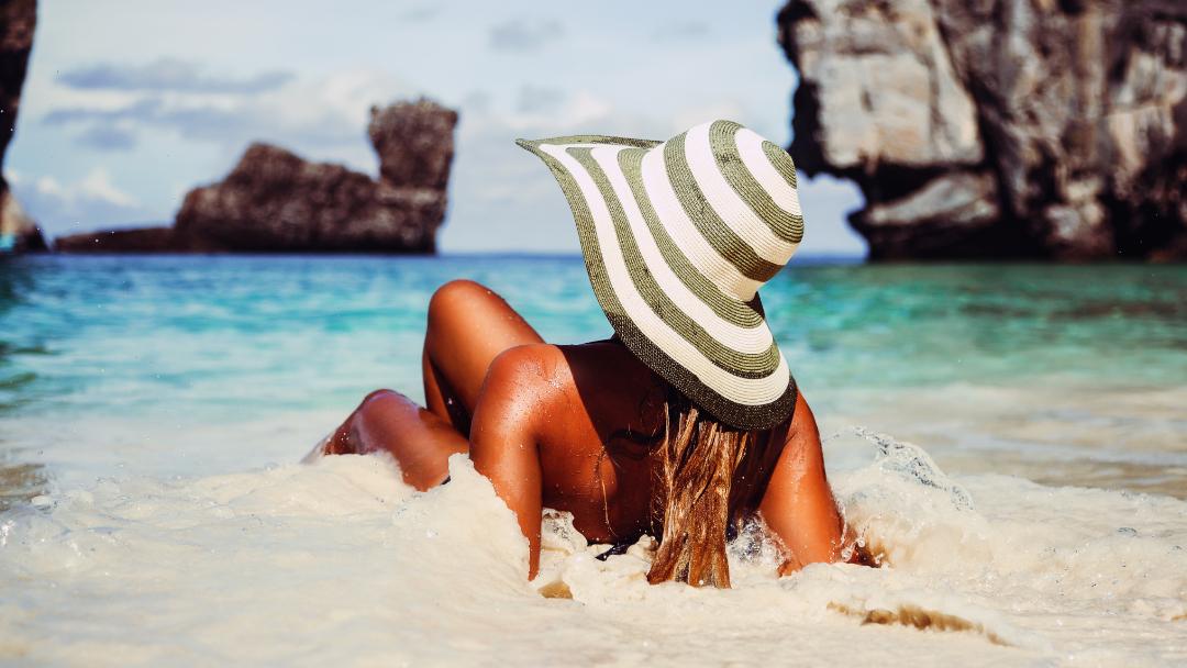 Come idratare la pelle dopo il mare