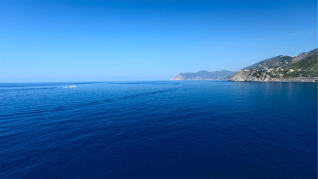 Qual è il mare più profondo d'Italia?