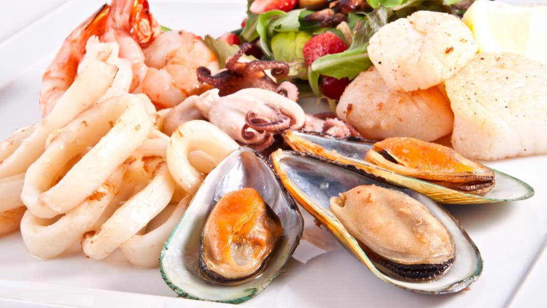 Ricetta sugo ai frutti di mare